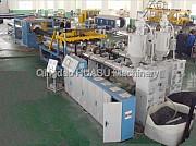 SBG400 оборудование по производству двухстенных гофрированных труб из HDPE/PP Москва