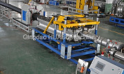 SBG500 оборудование по производству двухстенных гофрированных труб из HDPE/PP Москва