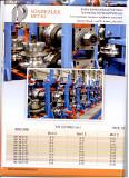 Линия для производства стальных прямошовных электросварных труб марка SNM 450 EFM 89-168 TML Москва